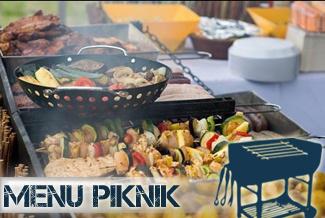 Menu piknikowe, festynowe