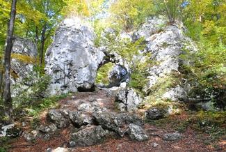 skały jurajskie