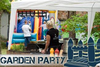 Garden Party, Przyjęcia w ogrodzie