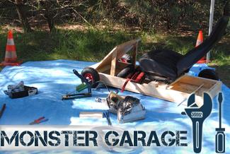 Wariancki garaż