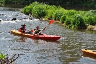spływy kajakowe na Jurze
