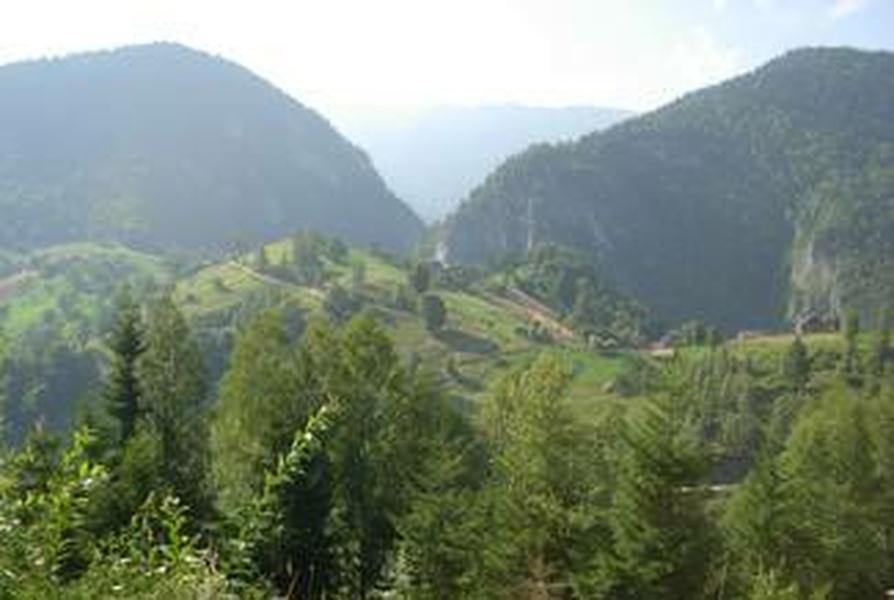 Górskie przełęcze