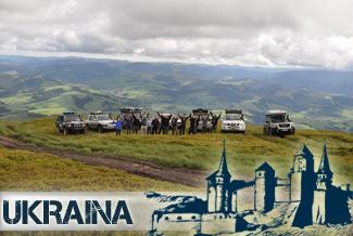 off-road na Ukrainie