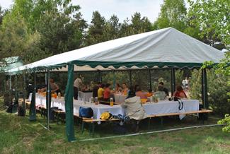 namiot 6x12 Częstochowa