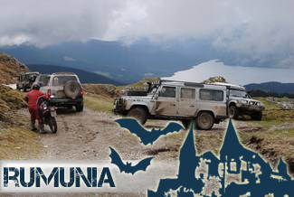 Incentive off-road w Rumunii