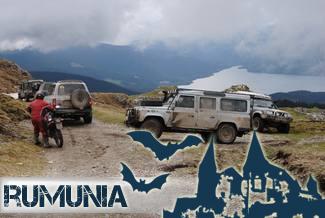 wyprawy 4x4 do Rumunii