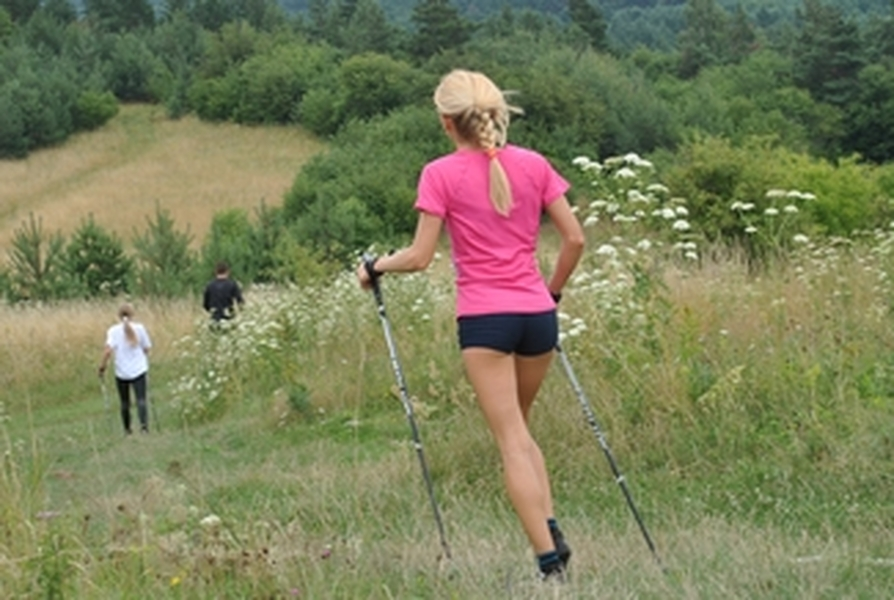 Szlaki Nordic Walking