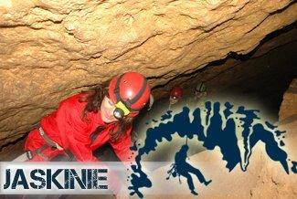 Speleologia – eksploracja jaskiń jurajskich