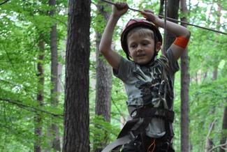 Techniki linowe dla dzieci