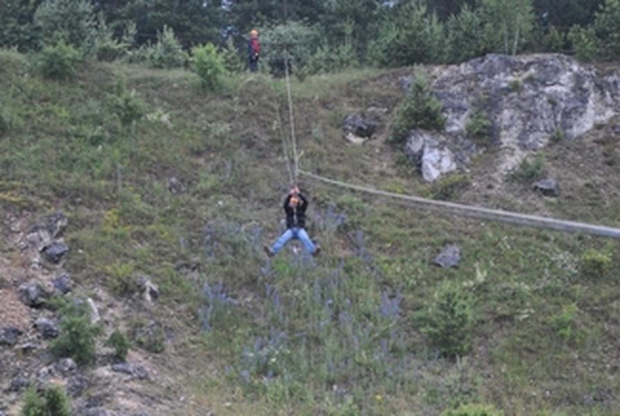 impreza firmowa alpinistyka