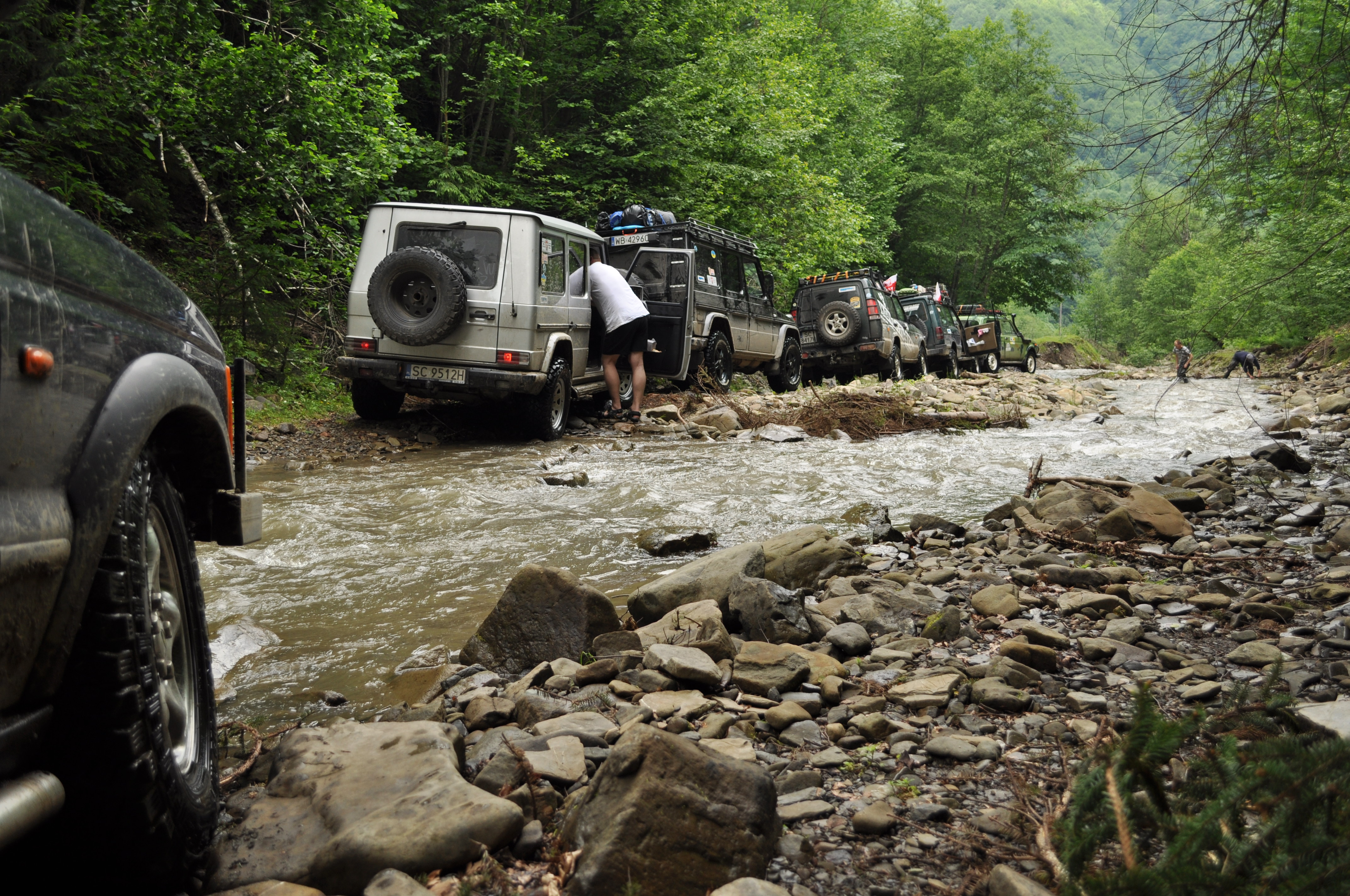 off-road incentive