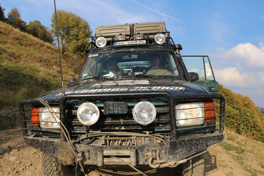 samochody land rover discovery