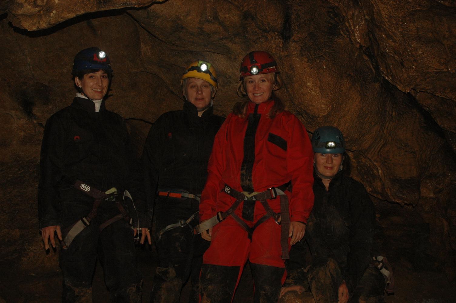 grupa jaskiniowa