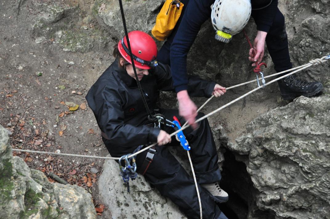 jaskinie na jurze